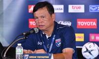 HLV Sirisak Yodyadthai của Thái Lan. Ảnh: Vnexpress