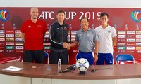 B.Bình Dương quyết đấu Á quân Indonesia ở AFC Cup 2019