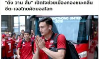 Văn Lâm tin Việt Nam sẽ đánh bại Thái Lan ở vòng loại World Cup
