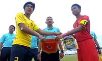 U15 Việt Nam dừng chân ở bán kết giải Đông Nam Á