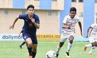 U18 Malaysia tạo 'địa chấn', tiễn Thái Lan về nước sớm