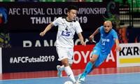 Thắng đậm đội bóng Trung Quốc, Thái Sơn Nam vào bán kết giải Futsal châu Á