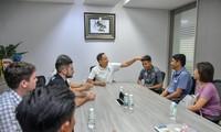Cầu thủ U15 Thái Lan đấm đối thủ đội Malaysia đến FAT nhận lỗi