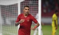 Tiền đạo nhập tịch Indonesia quyết ghi bàn vào lưới tuyển Việt Nam