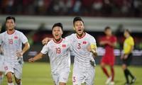 Đội trưởng Quế Ngọc Hải: 'Tuyển Việt Nam tự tin đấu UAE và Thái Lan'