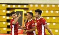 Đánh bại Myanmar, futsal Việt Nam giành vé dự VCK châu Á 2020