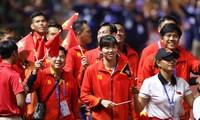 Ánh Viên nhận giải nữ vận động viên hay nhất ở SEA Games 30