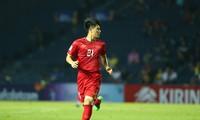Đình Trọng: 'U23 Việt Nam sẽ nỗ lực hết mình để đi tiếp'