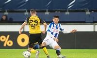 Văn Hậu dự bị, Heerenveen trải qua chuỗi 8 trận không thắng