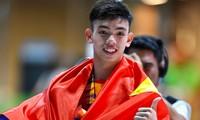 VĐV bơi Huy Hoàng đoạt hai chuẩn A Olympic 2020