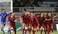 Tuyển nữ Việt Nam vẫn bỏ xa Thái Lan trên bảng xếp hạng FIFA