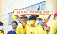 CĐV Nam Định hào hứng với trận đấu 'đông nhất thế giới'