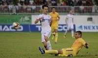 HAGL giành 3 điểm quý giá trước Nam Định. Ảnh Vnexpress