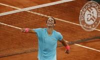 Rafael Nadal lần thứ 13 vô địch Pháp Mở rộng