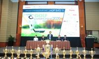 Tổng giá trị giải thưởng của Tiền Phong Golf Championship 2020 lên tới 6 tỷ đồng