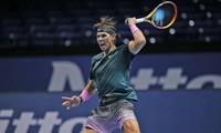 Nadal thắng trận thứ 19 tại ATP Finals.