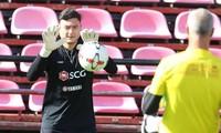 Văn Lâm đang gặp rắc rối về hợp đồng với Muangthong United.