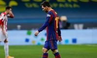 Messi có thể bị treo giò tới 12 trận