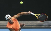 Nadal từng năm lần vào chung kết Australia Open