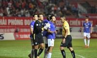 Tấn Trường lộ bí quyết cản phá phạt đền, giúp Hà Nội FC thắng Hải Phòng