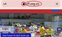 VFF cảnh báo cổ động viên tránh 'sập bẫy' website giả mạo