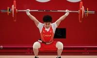 Nữ đô cử Hou Zhihui giành HCV, lập 3 kỷ lục Olympic.