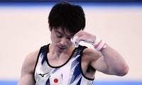 """Kohei Uchimura được ca ngợi là """"Ông vua của môn TDDC"""""""