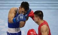 Nguyễn Văn Đương (áo đỏ) dừng bước tại Olympic Tokyo