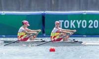 Rowing Việt Nam về ba phân hạng C, xếp thứ 15/18 ở Olympic Tokyo
