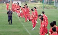 HLV Park Hang-seo chuẩn bị cho hai mục tiêu mới là vòng loại cuối World Cup 2022 khu vực châu Á và vòng loại U23 châu Á 2022.