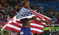 Dalilah Muhammad vô địch 400m rào nữ tại Olympic Rio 2016