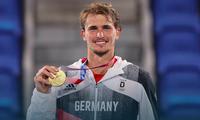 Đoạt HCV Olympic, Zverev đi vào lịch sử quần vợt Đức