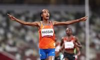 Sifan Hassan giành HCV 5.000m