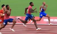 Người 'kế vị' Tia chớp Usain Bolt: từ HCV nhảy xa 'biến hình' thành chân chạy số 1 Olympic