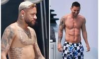 Neymar phát tướng khó tin