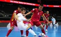 Đội tuyển futsal Việt Nam xuất sắc cầm hoà đối thủ mạnh CH Czech