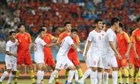 Đội tuyển Việt Nam quyết có điểm trước Trung Quốc