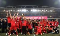 Đội tuyển Việt Nam là đương kim vô địch AFF Cup
