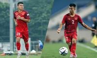 Thầy Park gọi Xuân Mạnh, Thanh Thịnh trở lại đội tuyển Việt Nam