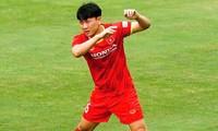 Minh Vương chia tay đội tuyển Việt Nam vì chấn thương