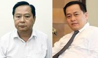 Con đường thăng tiến của cựu Phó chủ tịch UBND TP HCM Nguyễn Hữu Tín