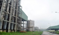 """Dự án Ethanol khởi công rồi """"đắp chiếu"""". Ảnh: Minh Đức"""
