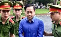 """Bị can Phan Văn Anh Vũ, tức Vũ """"nhôm""""."""