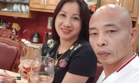 Vợ chồng Đường Nhuệ.