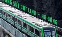 Đường sắt Cát Linh - Hà Đông.