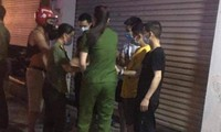 Công an tỉnh Vĩnh Phúc bắt giữ Nguyễn Thị Hồng Hạnh.