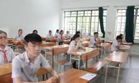 Thi vào 10 ở Đà Nẵng: Thí sinh tiếc nuối vì bỏ ngoại ngữ
