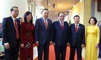 Lãnh đạo Đảng và Nhà nước tham dự Đại hội Đảng bộ tỉnh Bắc Ninh