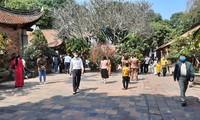 Bắc Giang dừng tổ chức lễ hội chùa Vĩnh Nghiêm