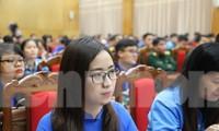 Buổi đối thoại thu hút sự quan tâm của đông đảo đoàn viên, thanh niên trong tỉnh Bắc Giang